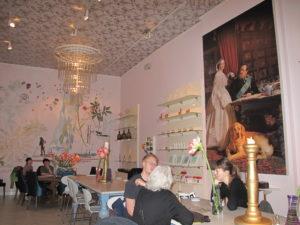 コペンハーゲンには、さりげなくお洒落なカフェが沢山あります!