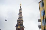 救世主教会の塔には400段の階段があり、上れるのですが、危ないのでお勧めしません!