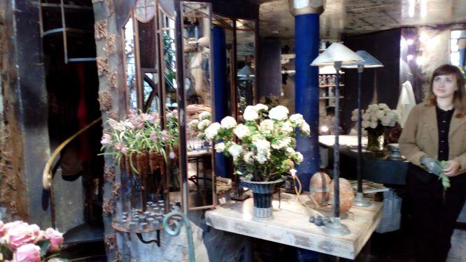 夢のようなお花屋さん、フラワーアーティストのテーエ・アナセン
