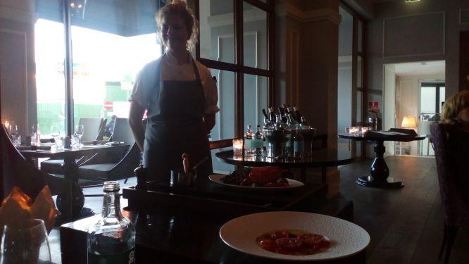 ミシュランレストランのマーシャルでは、デンマーク式フレンチの丁寧なお料理をお召し上がりいただけます。