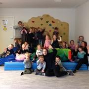 伸び伸び教育のデンマークの保育園